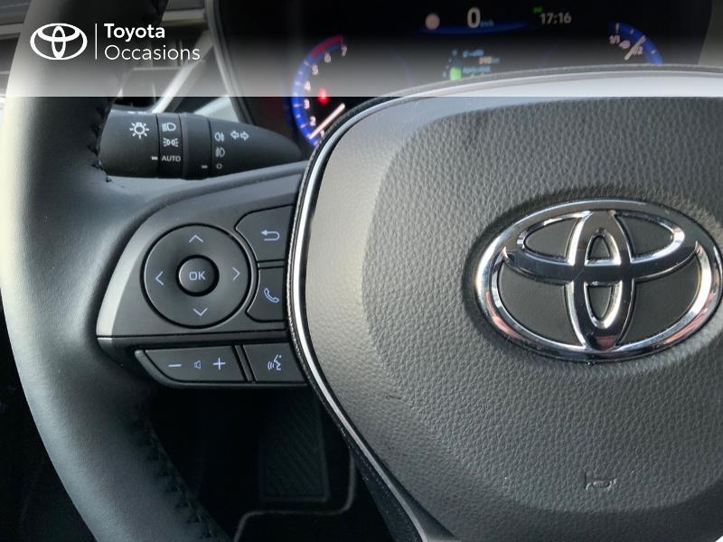 Photo 20 de l'offre de TOYOTA Corolla 122h Collection MY20 5cv à 27390€ chez Altis - Toyota Auray