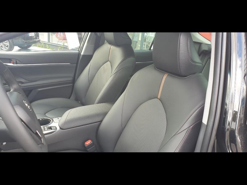 Photo 10 de l'offre de TOYOTA Camry Hybride 218ch Dynamic à 38790€ chez Altis - Toyota Auray