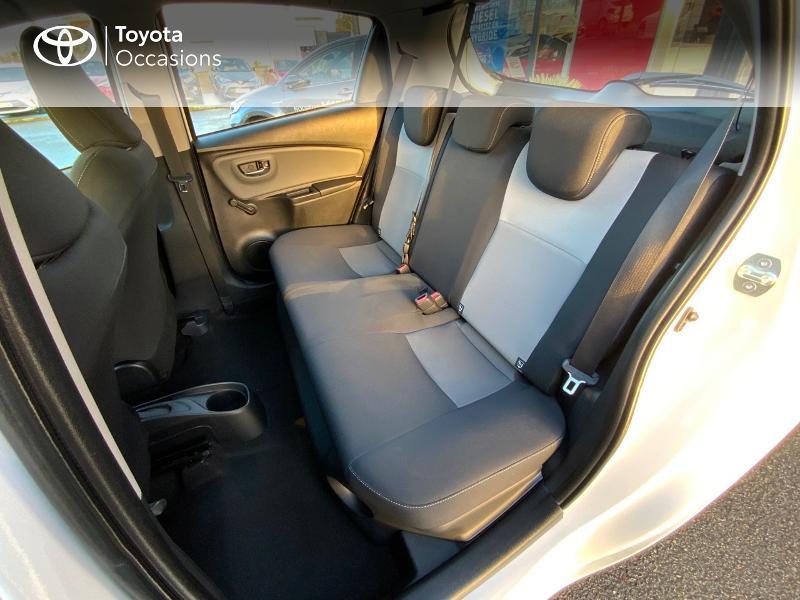 Photo 12 de l'offre de TOYOTA Yaris 100h France 5p à 14840€ chez Altis - Toyota Auray