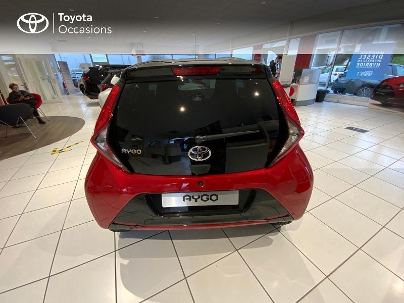Photo 28 de l'offre de TOYOTA Aygo 1.0 VVT-i 72ch x-clusiv 5p MY20 à 13440€ chez Altis - Toyota Auray