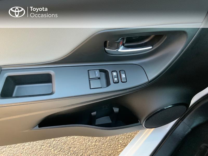 Photo 21 de l'offre de TOYOTA Yaris 100h France 5p à 14840€ chez Altis - Toyota Auray