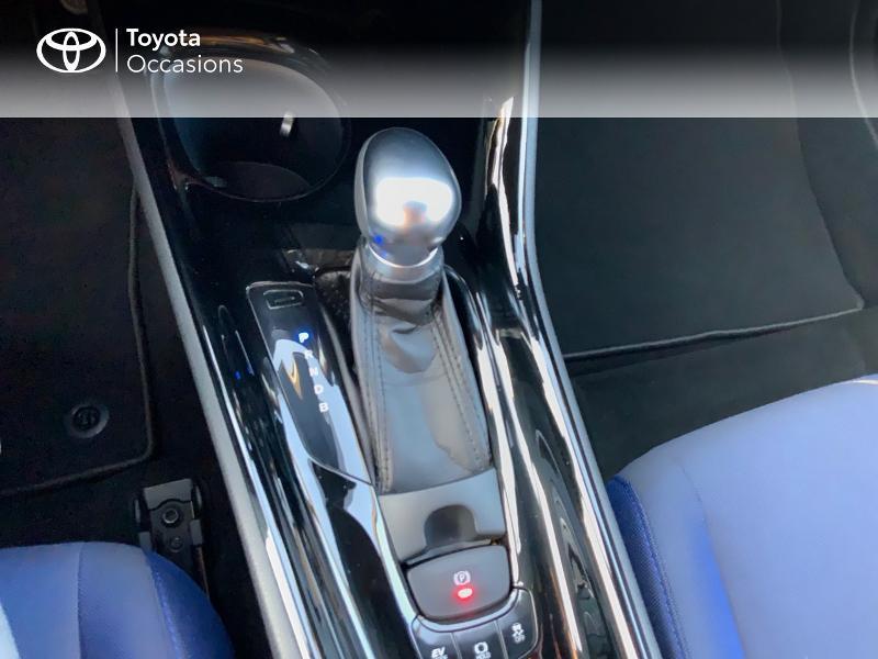 Photo 23 de l'offre de TOYOTA C-HR 122h Graphic 2WD E-CVT à 20990€ chez Altis - Toyota Auray