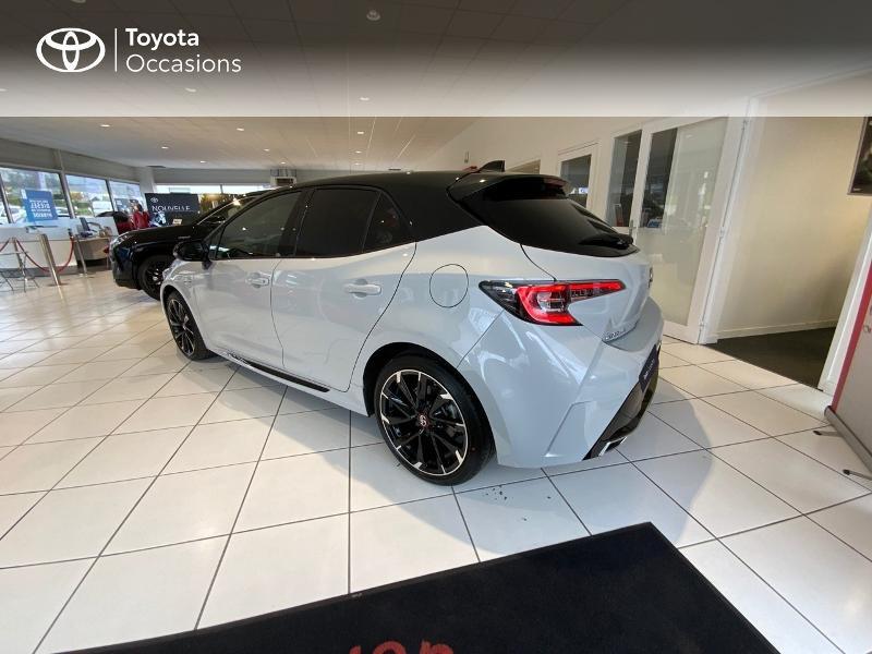 Photo 23 de l'offre de TOYOTA Corolla 122h GR Sport MY21 à 28880€ chez Altis - Toyota Auray