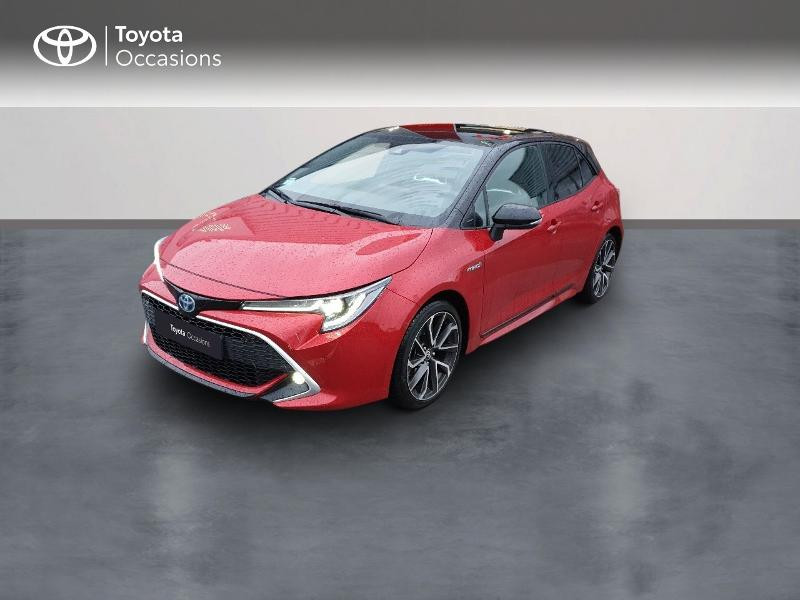 Photo 1 de l'offre de TOYOTA Corolla 180h Collection à 25280€ chez Altis - Toyota Auray