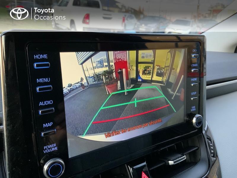 Photo 24 de l'offre de TOYOTA Corolla 122h Collection MY20 5cv à 27390€ chez Altis - Toyota Auray