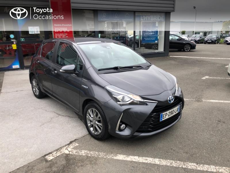 Photo 17 de l'offre de TOYOTA Yaris 100h Dynamic 5p à 13990€ chez Altis - Toyota Auray