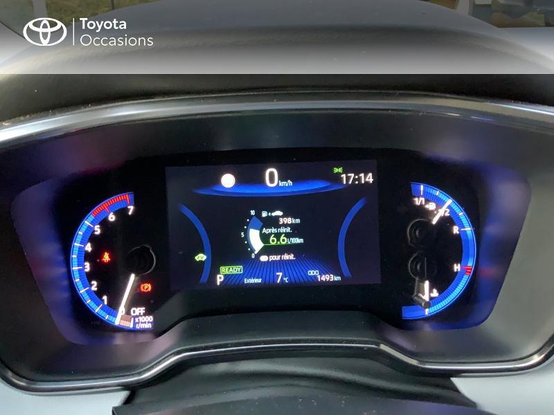 Photo 14 de l'offre de TOYOTA Corolla 122h Collection MY20 5cv à 27390€ chez Altis - Toyota Auray