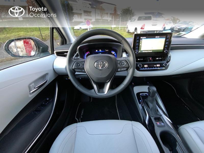 Photo 9 de l'offre de TOYOTA Corolla 122h Collection MY20 5cv à 27390€ chez Altis - Toyota Auray
