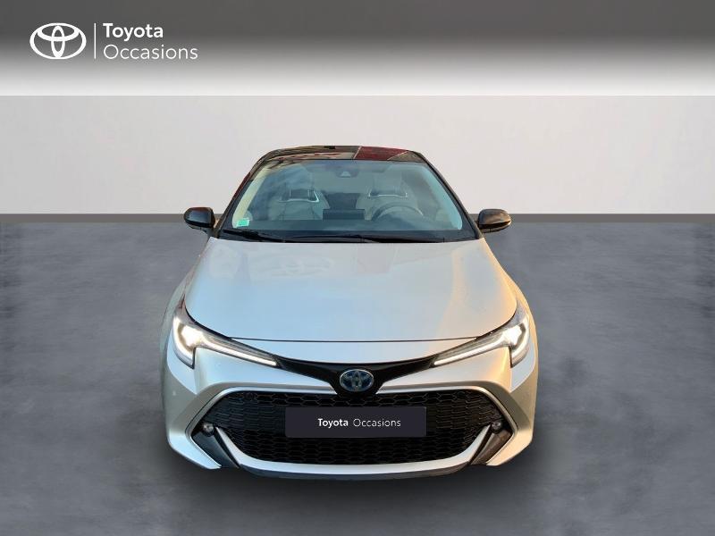 Photo 5 de l'offre de TOYOTA Corolla 122h Collection MY20 5cv à 27390€ chez Altis - Toyota Auray