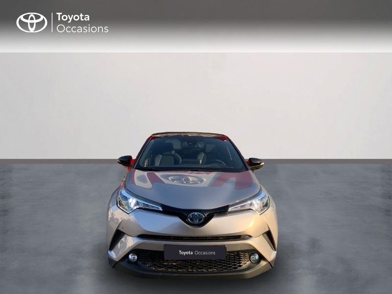 Photo 5 de l'offre de TOYOTA C-HR 122h Graphic 2WD E-CVT à 20990€ chez Altis - Toyota Auray