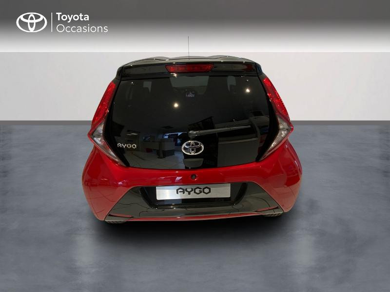 Photo 4 de l'offre de TOYOTA Aygo 1.0 VVT-i 72ch x-clusiv 5p MY20 à 13440€ chez Altis - Toyota Auray