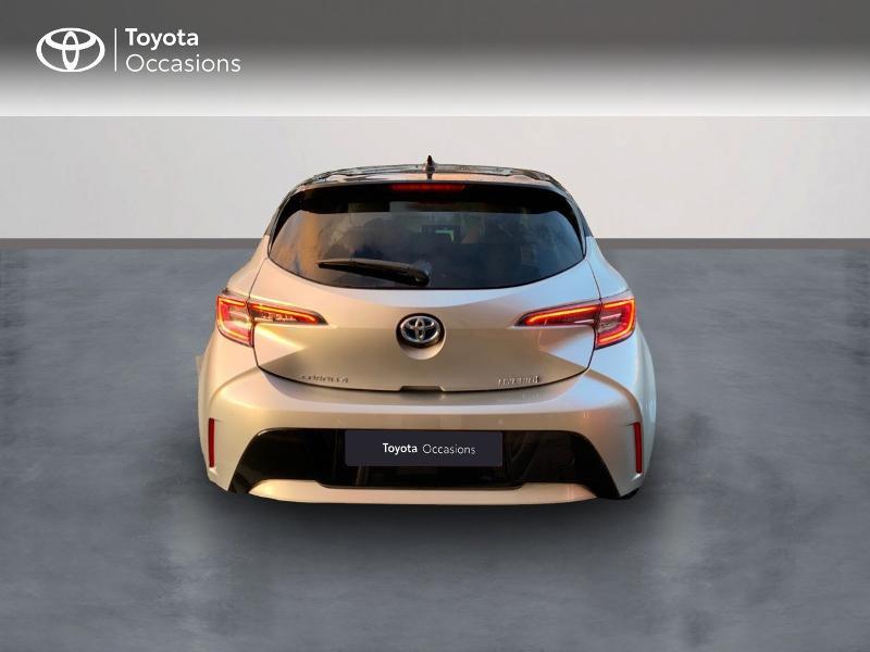 Photo 4 de l'offre de TOYOTA Corolla 122h Collection MY20 5cv à 27390€ chez Altis - Toyota Auray