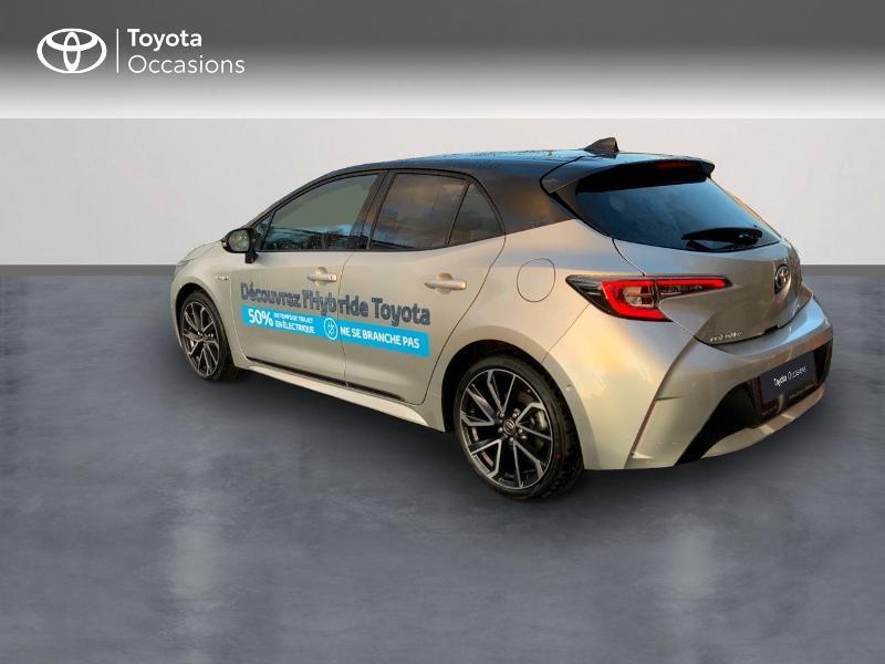Photo 2 de l'offre de TOYOTA Corolla 122h Collection MY20 5cv à 27390€ chez Altis - Toyota Auray