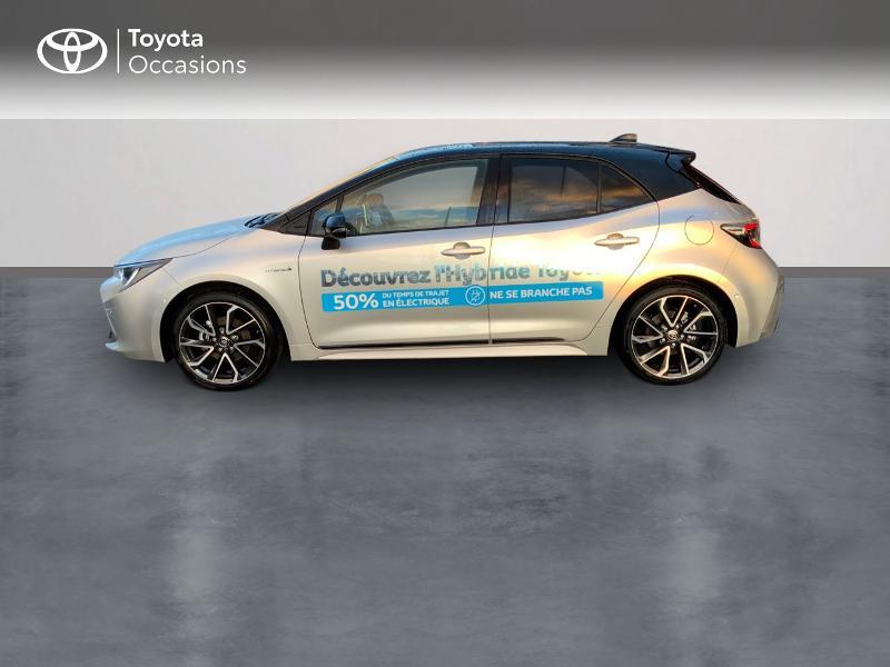 Photo 3 de l'offre de TOYOTA Corolla 122h Collection MY20 5cv à 27390€ chez Altis - Toyota Auray