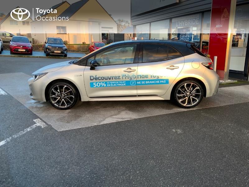 Photo 27 de l'offre de TOYOTA Corolla 122h Collection MY20 5cv à 27390€ chez Altis - Toyota Auray