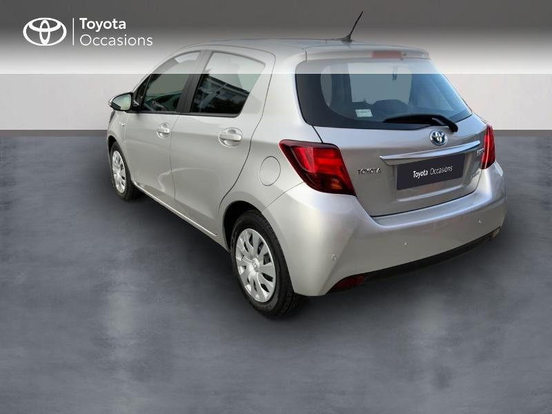 Photo 2 de l'offre de TOYOTA Yaris HSD 100h Dynamic 5p à 13660€ chez Altis - Toyota Auray
