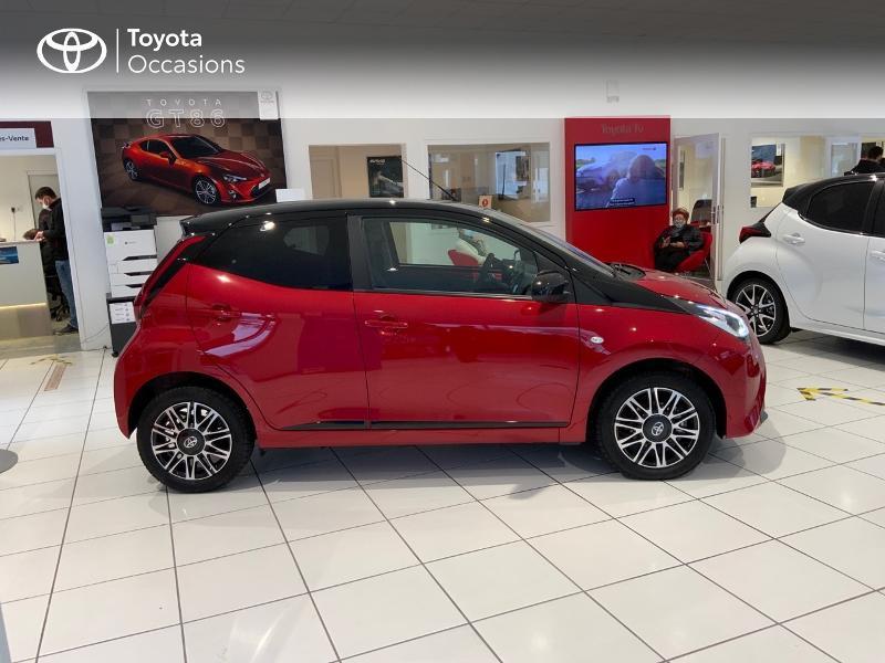 Photo 17 de l'offre de TOYOTA Aygo 1.0 VVT-i 72ch x-clusiv 5p MY20 à 13440€ chez Altis - Toyota Auray