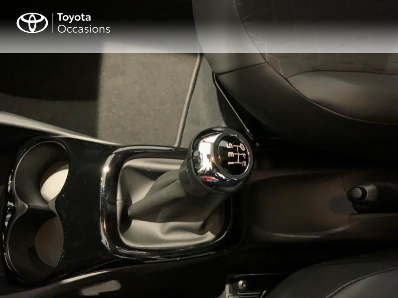 Photo 23 de l'offre de TOYOTA Aygo 1.0 VVT-i 72ch x-clusiv 5p MY20 à 13440€ chez Altis - Toyota Auray