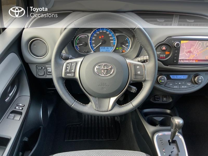 Photo 6 de l'offre de TOYOTA Yaris HSD 100h Dynamic 5p à 13660€ chez Altis - Toyota Auray