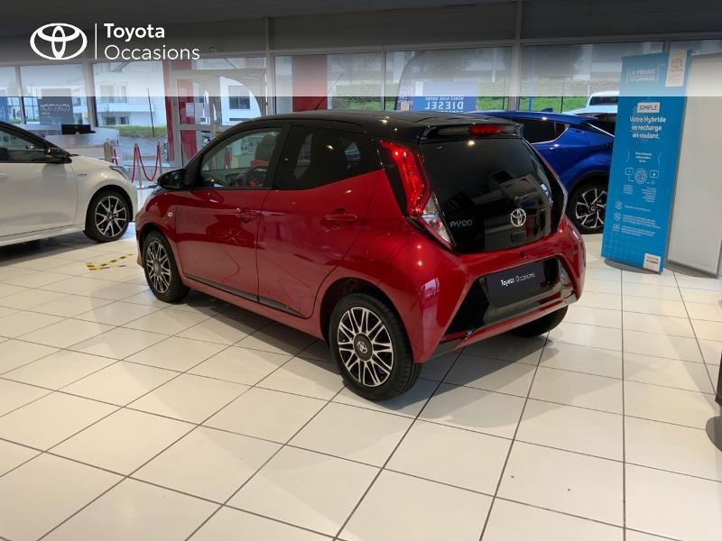 Photo 26 de l'offre de TOYOTA Aygo 1.0 VVT-i 72ch x-clusiv 5p MY20 à 13440€ chez Altis - Toyota Auray