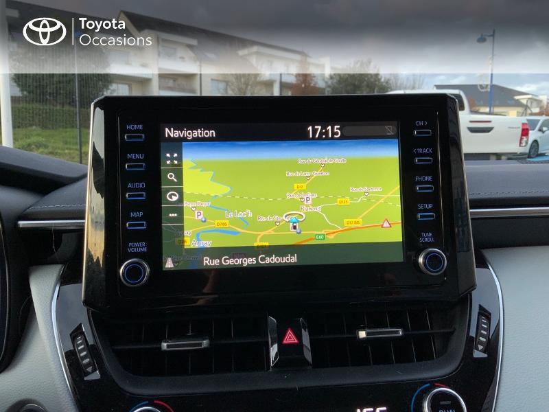 Photo 15 de l'offre de TOYOTA Corolla 122h Collection MY20 5cv à 27390€ chez Altis - Toyota Auray