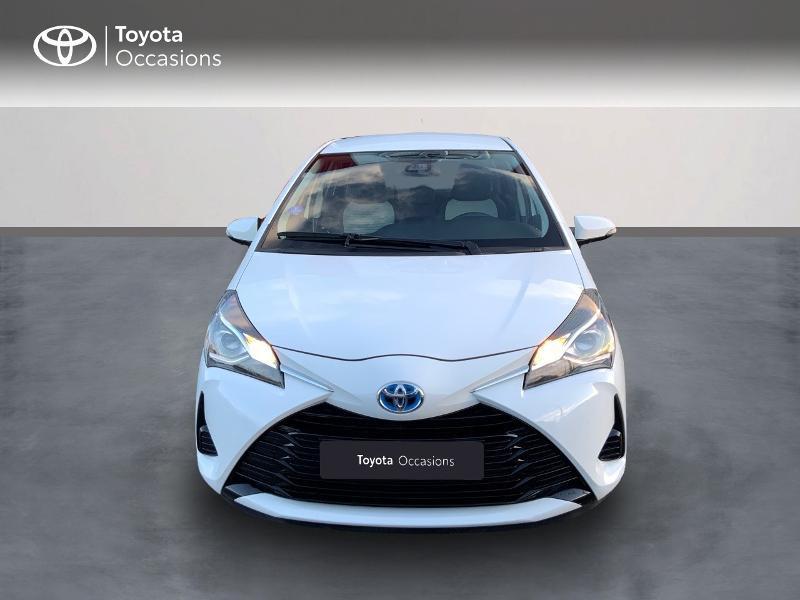 Photo 5 de l'offre de TOYOTA Yaris 100h France 5p à 14840€ chez Altis - Toyota Auray