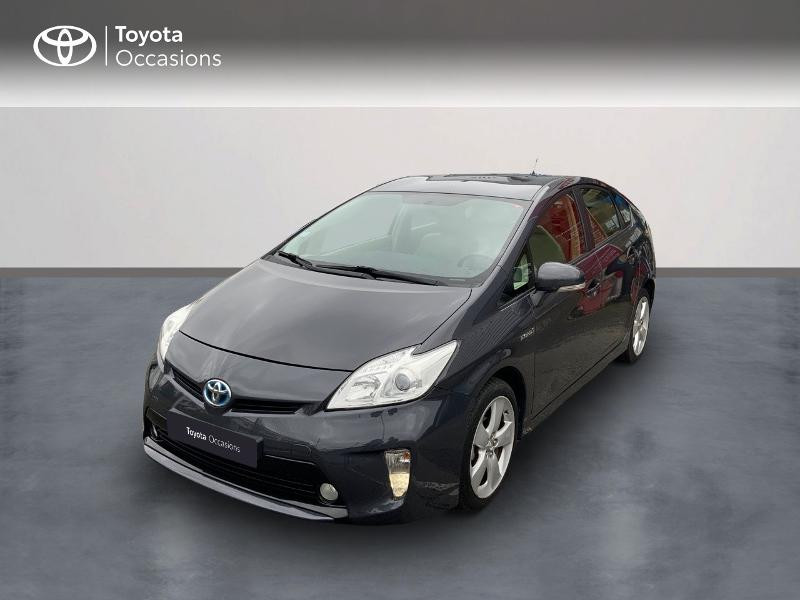 Toyota Prius 136h Dynamic 17  Hybride GRIS Occasion à vendre