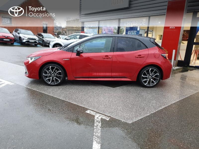 Photo 20 de l'offre de TOYOTA Corolla 180h Collection à 25280€ chez Altis - Toyota Auray
