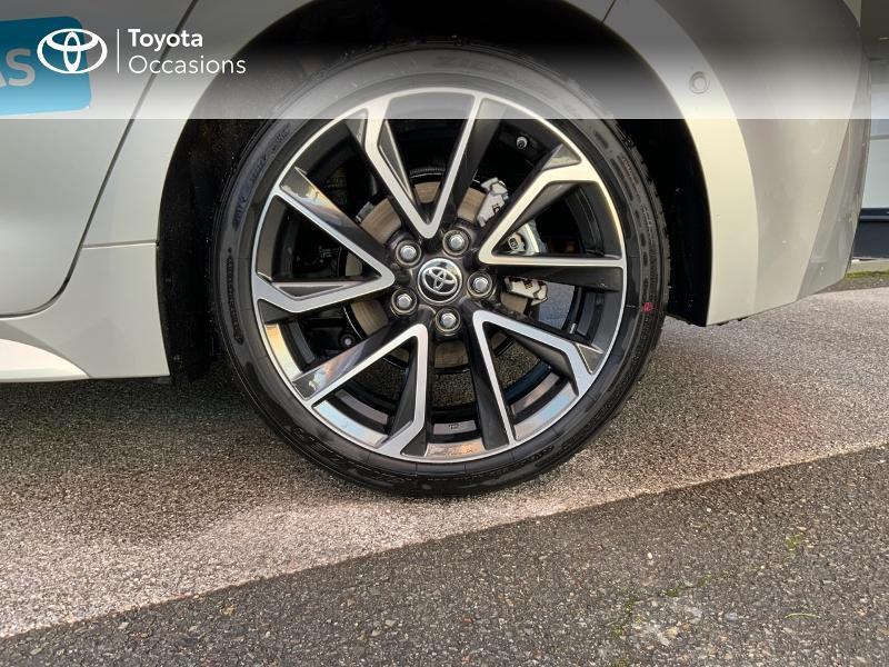 Photo 16 de l'offre de TOYOTA Corolla 122h Collection MY20 5cv à 27390€ chez Altis - Toyota Auray