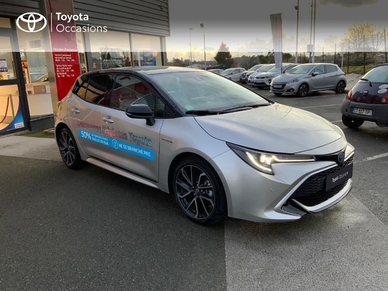 Photo 19 de l'offre de TOYOTA Corolla 122h Collection MY20 5cv à 27390€ chez Altis - Toyota Auray