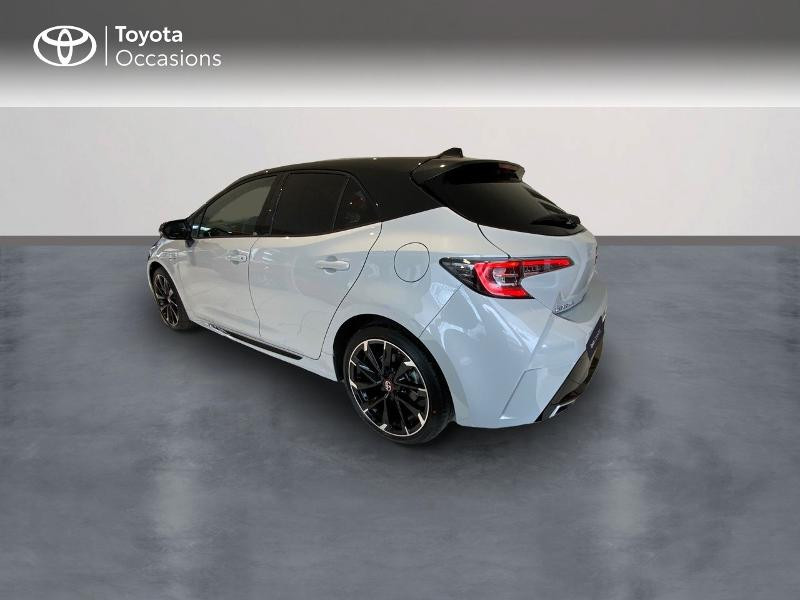 Photo 2 de l'offre de TOYOTA Corolla 122h GR Sport MY21 à 28880€ chez Altis - Toyota Auray