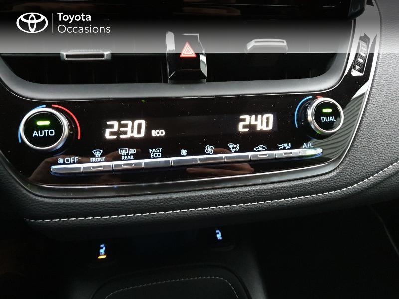 Photo 11 de l'offre de TOYOTA Corolla 180h Collection à 25280€ chez Altis - Toyota Auray