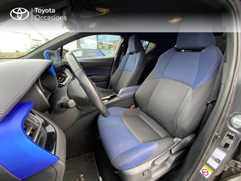 Photo 13 de l'offre de TOYOTA C-HR 122h Graphic 2WD E-CVT à 18990€ chez Altis - Toyota Auray