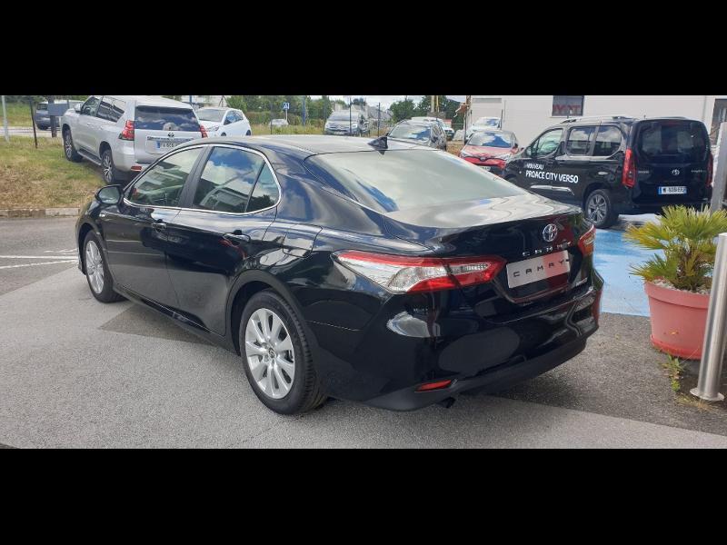 Photo 7 de l'offre de TOYOTA Camry Hybride 218ch Dynamic à 38790€ chez Altis - Toyota Auray