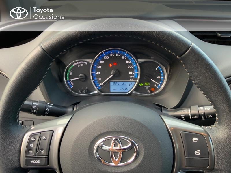 Photo 8 de l'offre de TOYOTA Yaris HSD 100h Dynamic 5p à 13660€ chez Altis - Toyota Auray