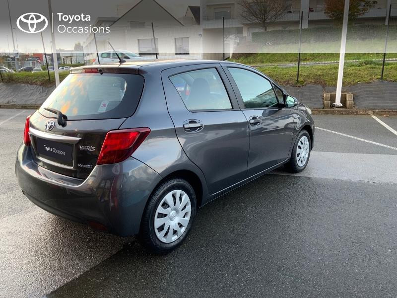 Photo 18 de l'offre de TOYOTA Yaris HSD 100h Dynamic 5p à 11940€ chez Altis - Toyota Auray