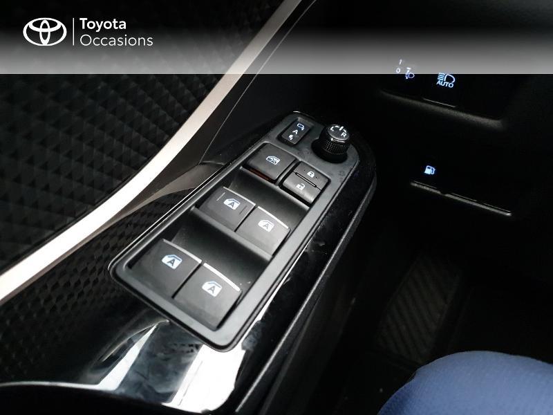 Photo 12 de l'offre de TOYOTA C-HR 122h Edition 2WD E-CVT RC18 à 21990€ chez Altis - Toyota Auray