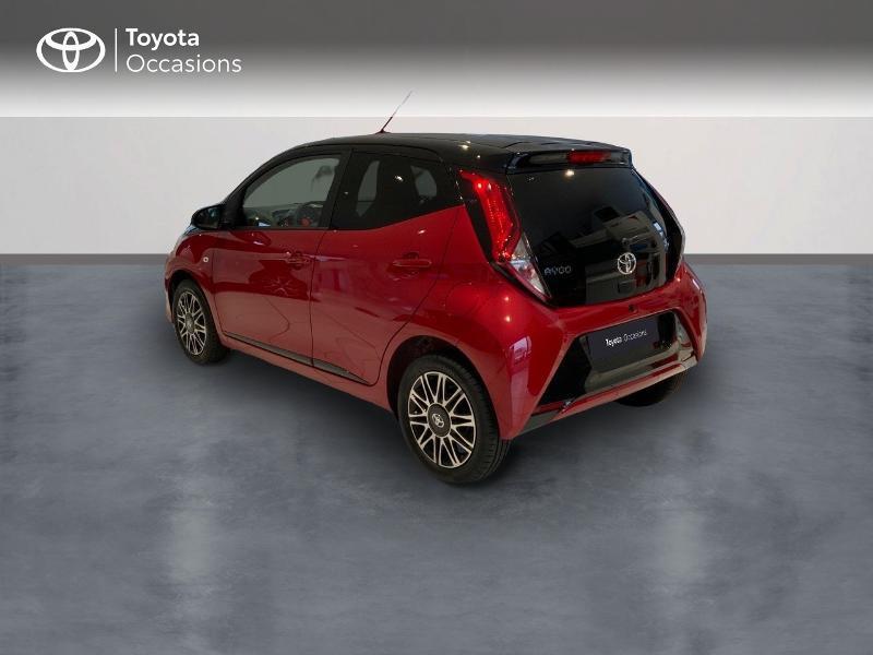 Photo 2 de l'offre de TOYOTA Aygo 1.0 VVT-i 72ch x-clusiv 5p MY20 à 13440€ chez Altis - Toyota Auray