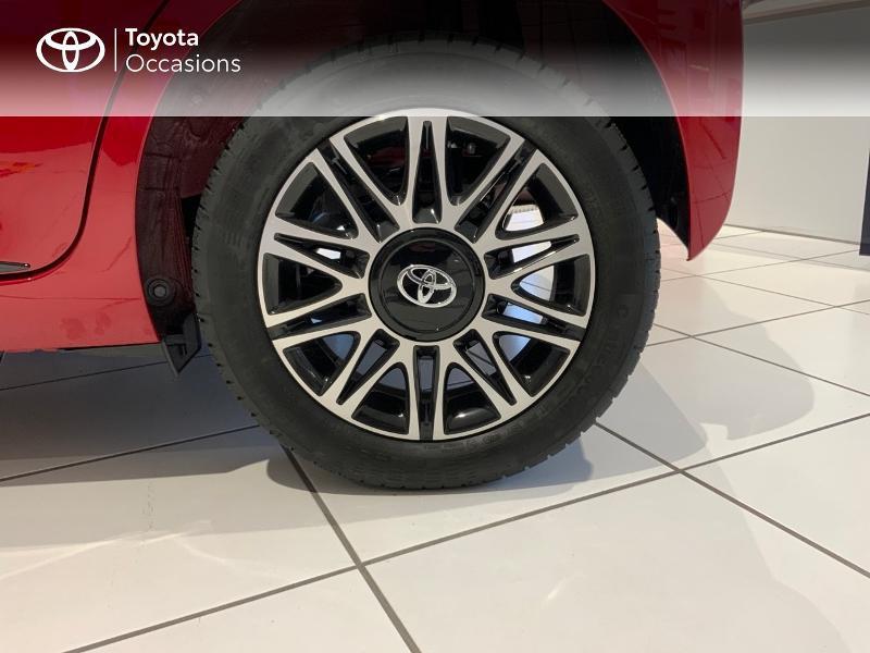 Photo 16 de l'offre de TOYOTA Aygo 1.0 VVT-i 72ch x-clusiv 5p MY20 à 13440€ chez Altis - Toyota Auray