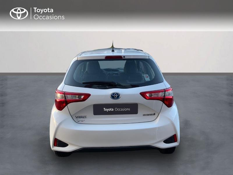 Photo 4 de l'offre de TOYOTA Yaris 100h France 5p à 14840€ chez Altis - Toyota Auray