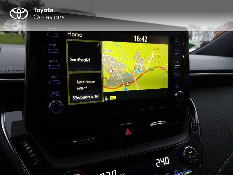 Photo 7 de l'offre de TOYOTA Corolla 180h Collection à 25280€ chez Altis - Toyota Auray