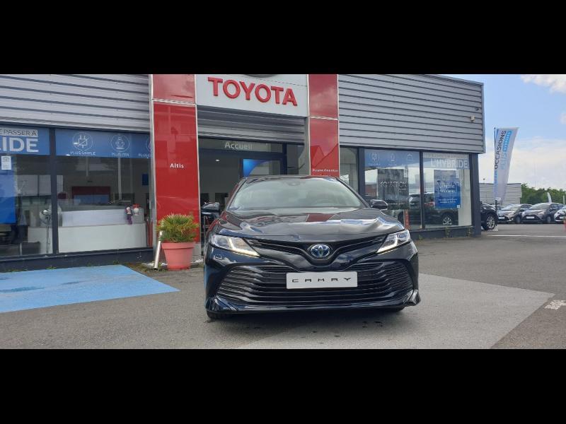 Photo 2 de l'offre de TOYOTA Camry Hybride 218ch Dynamic à 38790€ chez Altis - Toyota Auray