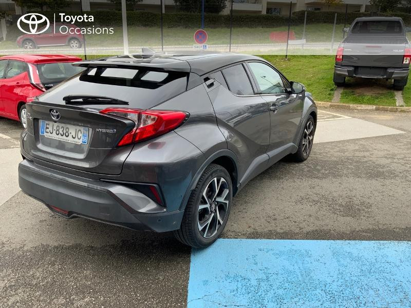 Photo 16 de l'offre de TOYOTA C-HR 122h Graphic 2WD E-CVT à 18990€ chez Altis - Toyota Auray