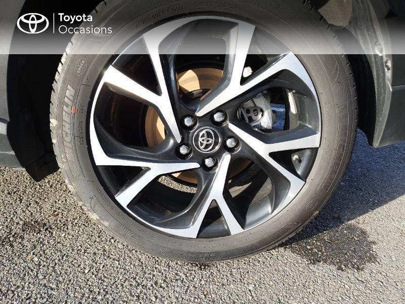 Photo 4 de l'offre de TOYOTA C-HR 122h Edition 2WD E-CVT RC18 à 21830€ chez Altis - Toyota Auray