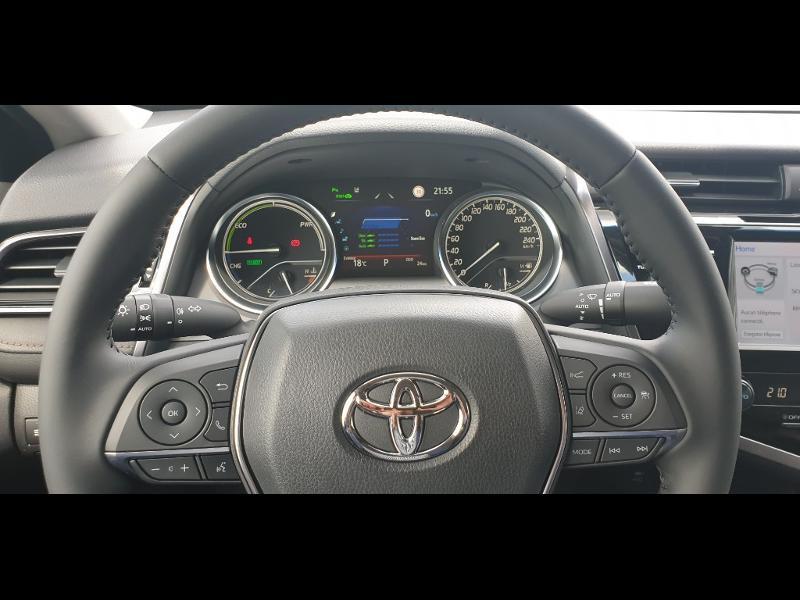 Photo 16 de l'offre de TOYOTA Camry Hybride 218ch Dynamic à 38790€ chez Altis - Toyota Auray