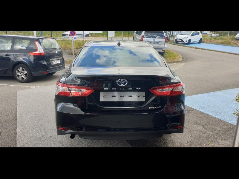 Photo 6 de l'offre de TOYOTA Camry Hybride 218ch Dynamic à 38790€ chez Altis - Toyota Auray