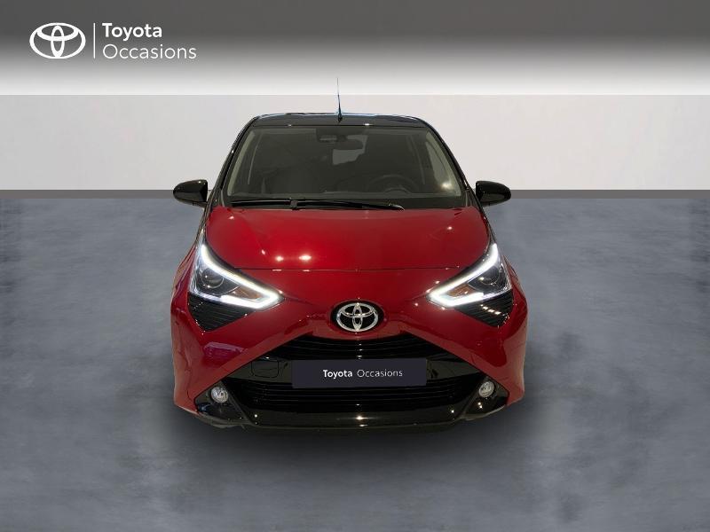 Photo 5 de l'offre de TOYOTA Aygo 1.0 VVT-i 72ch x-clusiv 5p MY20 à 13440€ chez Altis - Toyota Auray