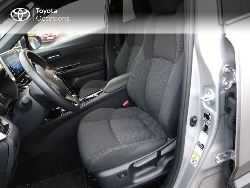 Photo 13 de l'offre de TOYOTA C-HR 122h Edition 2WD E-CVT RC18 à 21990€ chez Altis - Toyota Auray