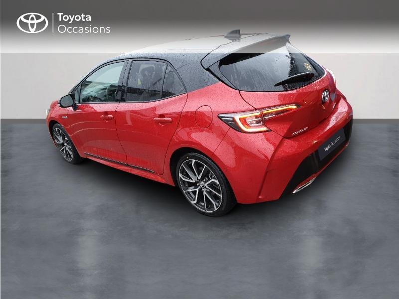 Photo 2 de l'offre de TOYOTA Corolla 180h Collection à 25280€ chez Altis - Toyota Auray