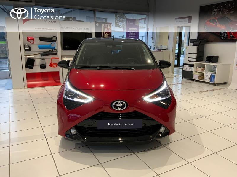 Photo 29 de l'offre de TOYOTA Aygo 1.0 VVT-i 72ch x-clusiv 5p MY20 à 13440€ chez Altis - Toyota Auray